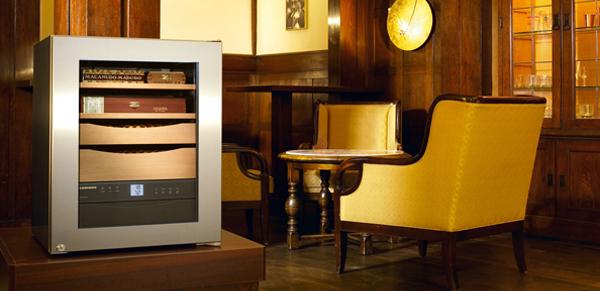 Cigar Storage Cabinet